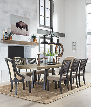 Baylow Dining Table and 6 Chairs, , rollover