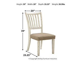 Dazzelton Dining Room Chair, , large