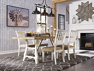 Dazzelton 5-Piece Dining Room, , rollover