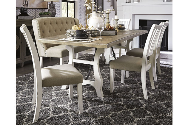 Dazzelton Dining Room Table, , large
