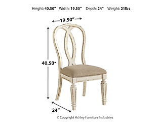 Realyn Dining Room Chair, , large