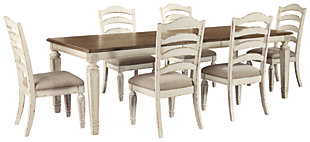 Realyn Dining Table and 6 Chairs, , rollover