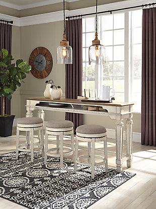 Realyn Counter Height Dining Set, , large