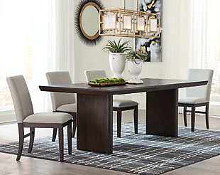 Bruxworth Dining Extension Table, , large