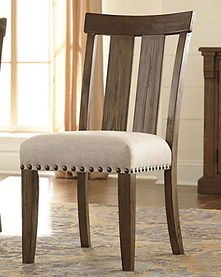 Large Wendota Dining Room Chair Rollover
