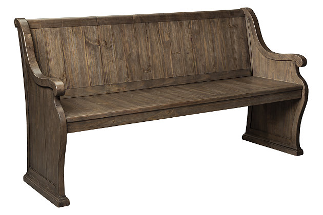 Wendota 66 Dining Room Bench Ashley Furniture Homestore