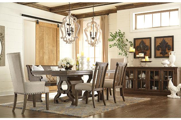 Wendota 66 Quot Dining Room Bench Ashley Furniture Homestore