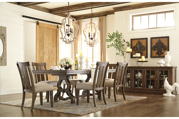 Dining Room wendota dining room table | ashley furniture homestore