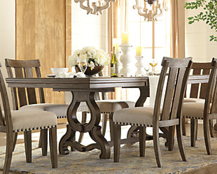 Merveilleux Wendota Dining Room Table, , Large ...