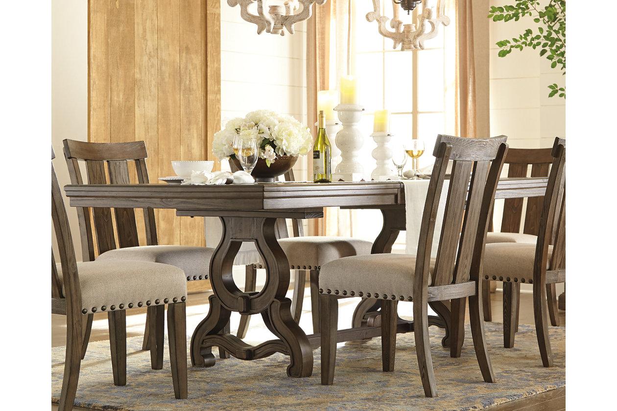 Wendota Dining Room Extension Table | Ashley Furniture HomeStore