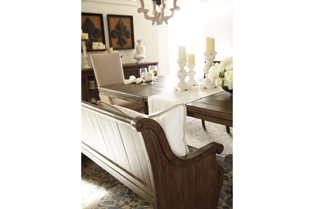"Wendota 66"" Dining Room Bench, , large"