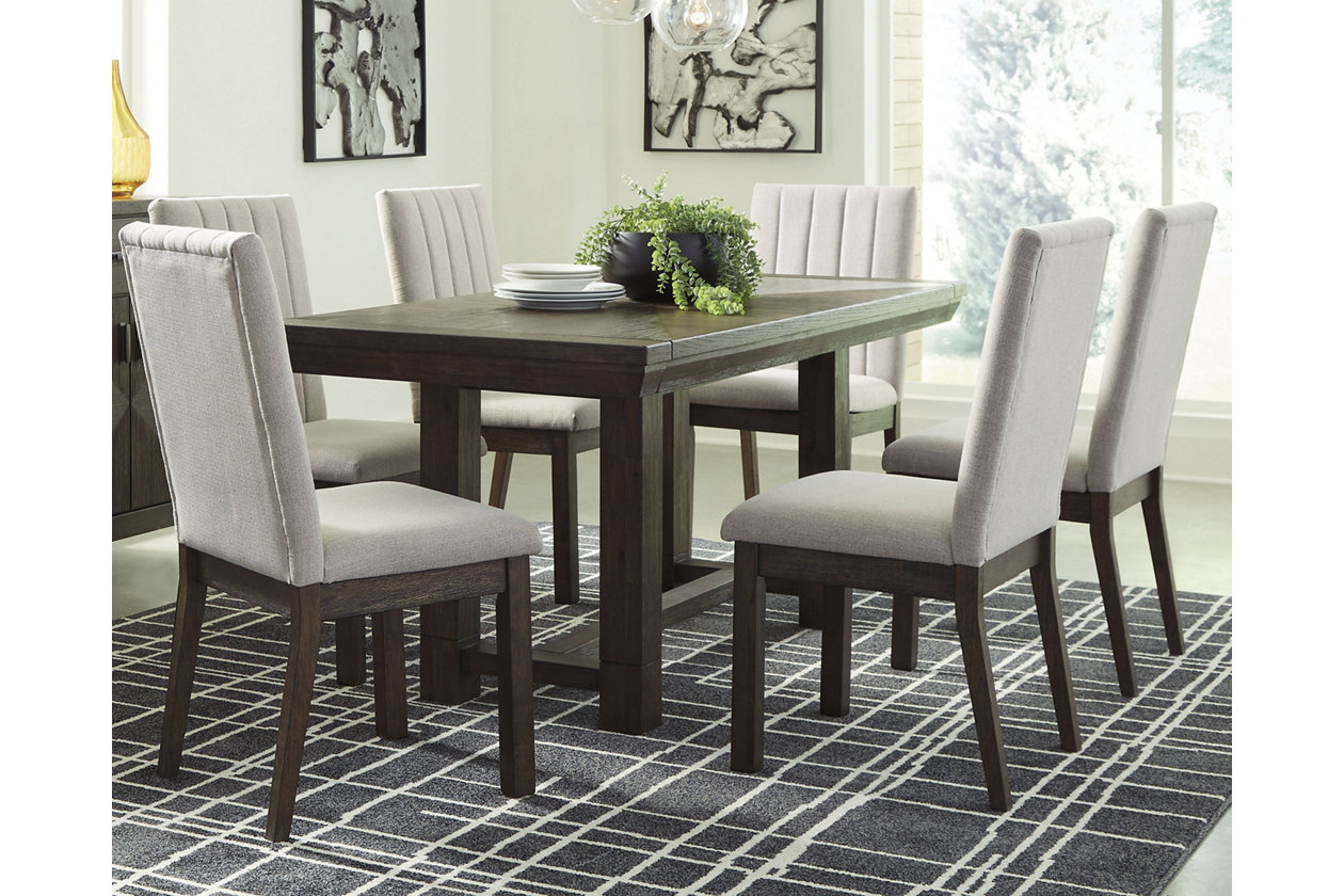 Dellbeck Dining Extension Table Ashley Furniture Homestore