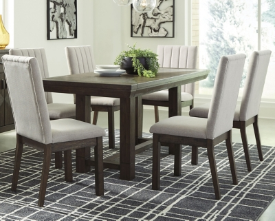 Picture of: Dellbeck Dining Extension Table Ashley Furniture Homestore