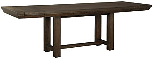 Dellbeck Dining Room Extension Table, , large