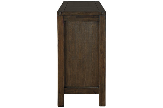 Dellbeck Dining Server, , large