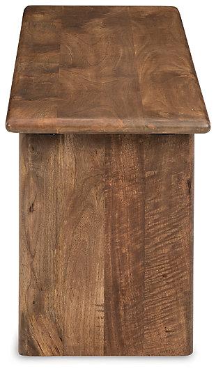 Isanti Dining Bench, , large