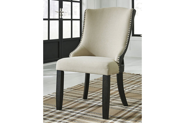 Grindleburg Dining Room Chair Ashley Furniture Homestore