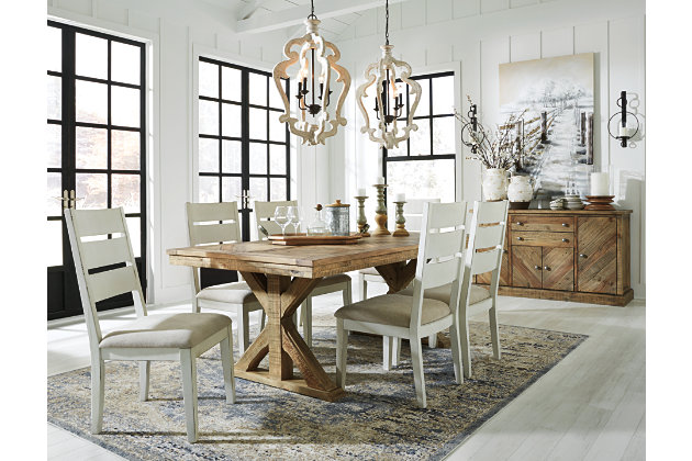 Grindleburg Dining Room Table | Ashley Furniture HomeStore
