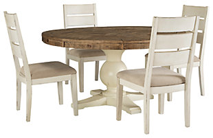 Grindleburg Dining Table and 4 Chairs, , large