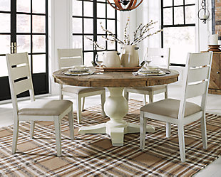 Grindleburg Dining Table and 4 Chairs, , rollover