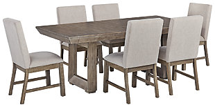 Langford Dining Table and 6 Chairs, , large