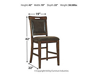 Royard Counter Height Bar Stool, , large