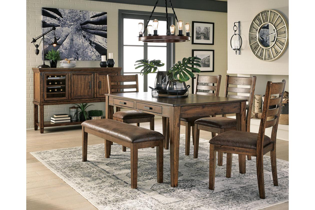 Royard Dining Table Ashley Furniture Homestore