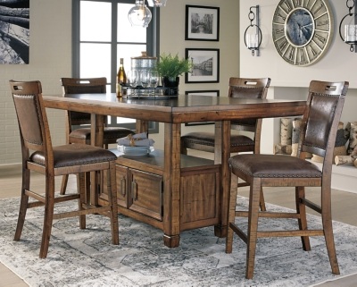 Royard Counter Height Dining Table, , large