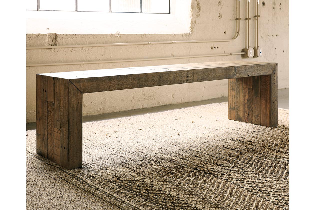 Strange Sommerford 65 Dining Room Bench Ashley Furniture Homestore Ibusinesslaw Wood Chair Design Ideas Ibusinesslaworg