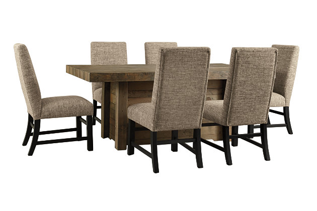 Sommerford 5 Piece Dining Set Ashley Furniture Homestore