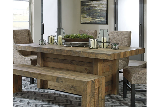 Sommerford Dining Room Table Ashley Furniture Homestore