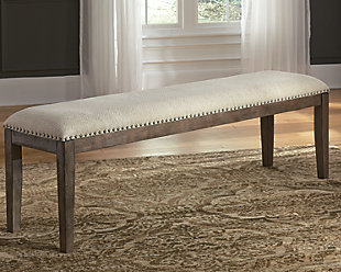 Johnelle Dining Bench, , rollover