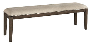 Johnelle Dining Bench, , large