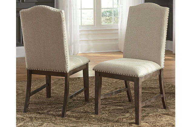 Johnelle Dining Room Chair Ashley Furniture Homestore