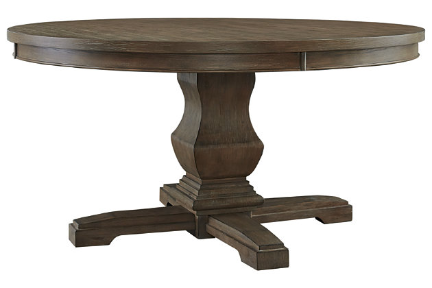 Johnelle Dining Table Ashley, Ashley Furniture Round Dining Table