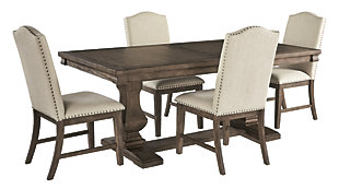 Johnelle 5-Piece Dining Room, , large