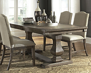 Johnelle Extension Dining Table, , rollover
