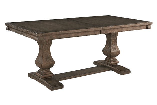 Johnelle Dining Room Extension Table, , large