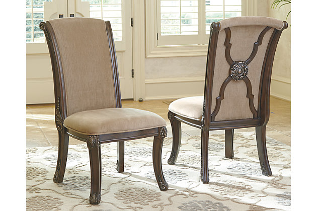 Valraven Dining Room Chair | Ashley Furniture HomeStore