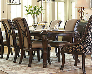 Valraven Dining Room Table, , rollover