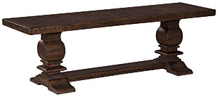 Hillcott Dining Bench, , large