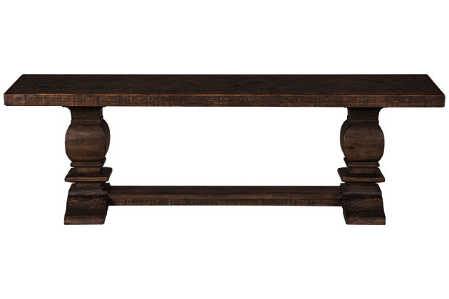Hillcott Dining Room Bench, , large