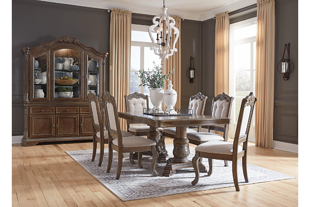 Charmond Dining Table Ashley Furniture Homestore
