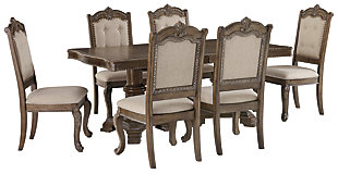 Charmond Dining Table and 6 Chairs, , large