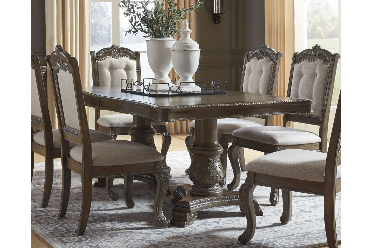 Charmond Dining Room Table  Ashley Furniture HomeStore