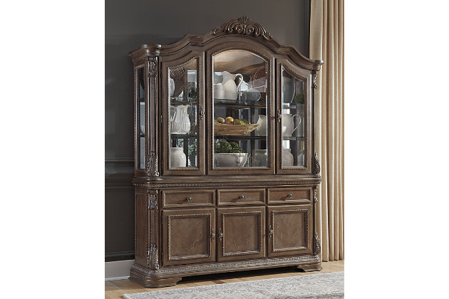 Charmond Dining Room Buffet and China, , large