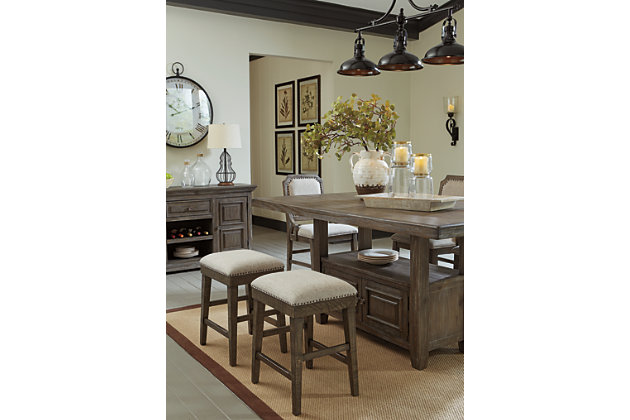 Wyndahl Counter Height Dining Room Table, , large