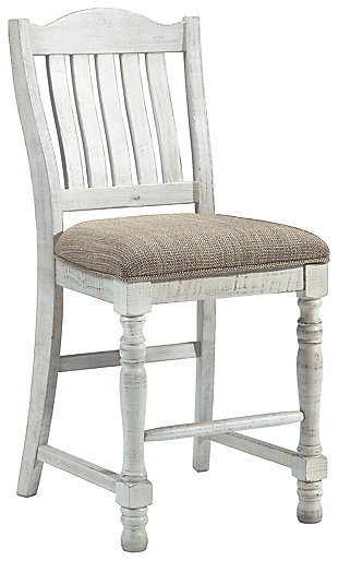 Havalance Counter Height Bar Stool, , large