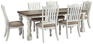 Havalance Dining Table and 6 Chairs, , rollover