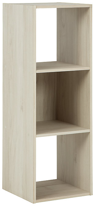 Socalle Three Cube Organizer, Natural, large